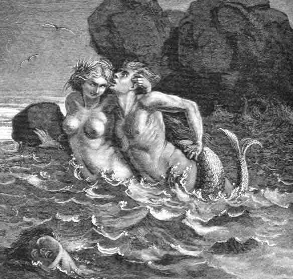 Mermaids And Sirens Symbols Of Seduction And Transformation