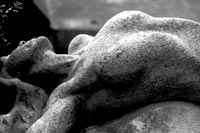Monumental Cemetery Milan - Flesh & Stone - Death, transcendence and salvation