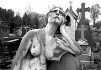 Pere Lachaise Cemetery - Flesh & Stone - Death, transcendence and salvation