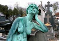 Pere Lachaise Cemetery Paris - Northstar Gallery
