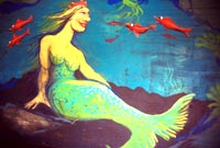 Coney Island Mermaid Art & Photo